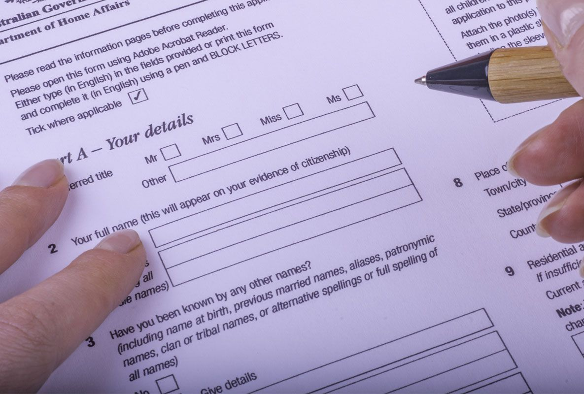 Changes to the Australian Citizenship Test