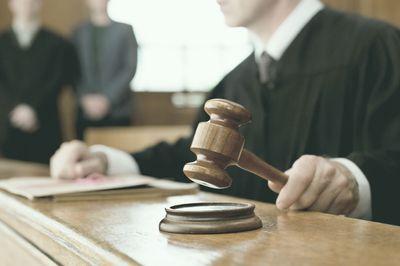 Judge Decision in court case