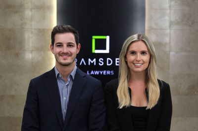 Ramsden Lawyers - Reece Ramsden - Maggie Keating