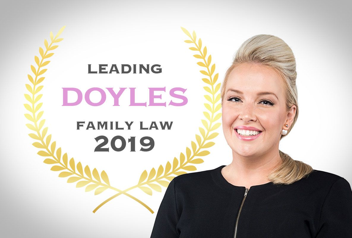 Doyle's Guide for family law – Alice Drummond