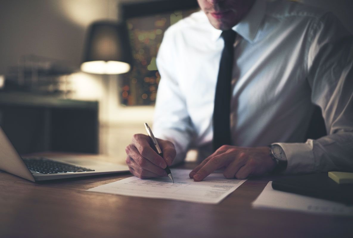 Is contract termination on insolvency clause still enforceable?